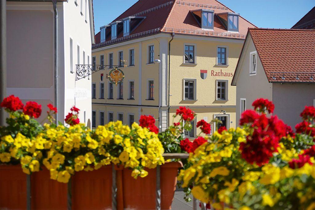Rathaus Parsberg