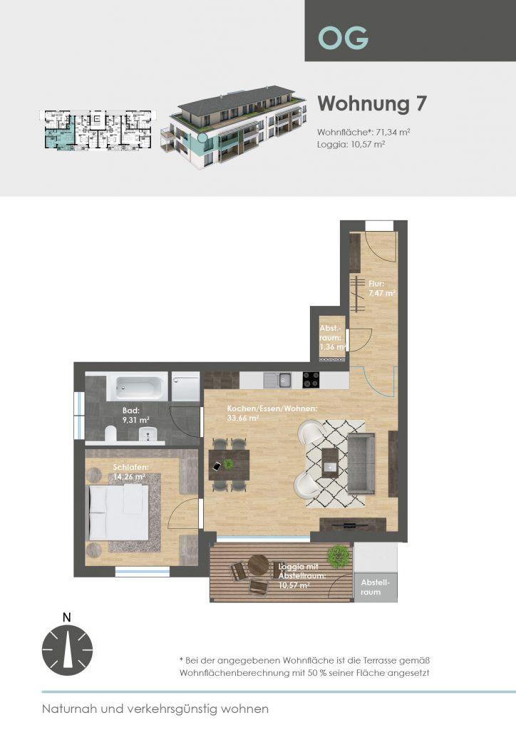Wohnung 7