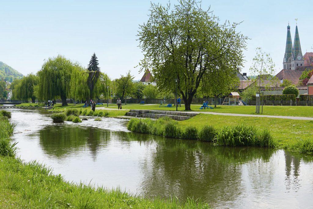 DDer vor Ort gelegene Sulzpark