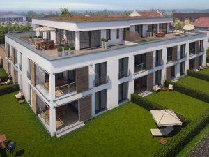 Mehrfamilienhaus - 15 Einheiten Beilngries 2019/2020