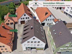 Wohn- und Geschäftshaus Greding