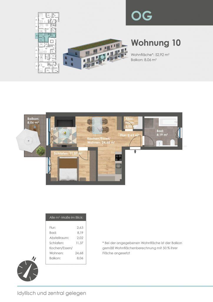 Wohnung 10