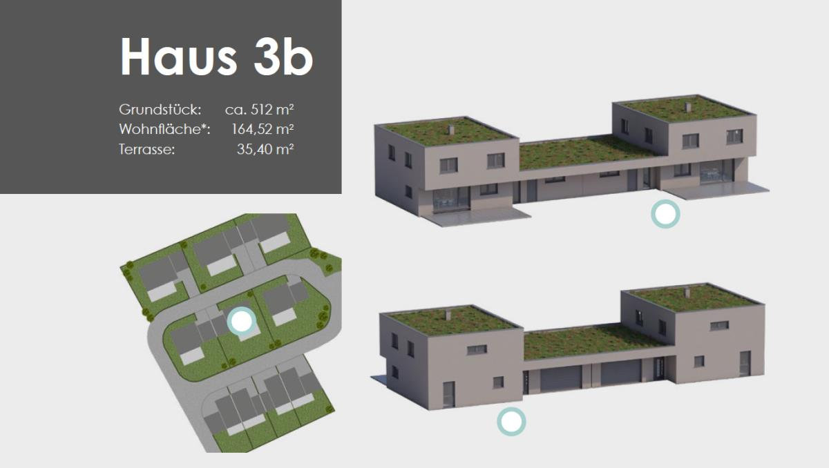 Ansichten Haus 3b