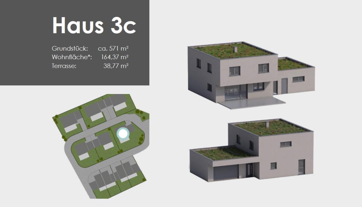 Ansichten HAUS 3c