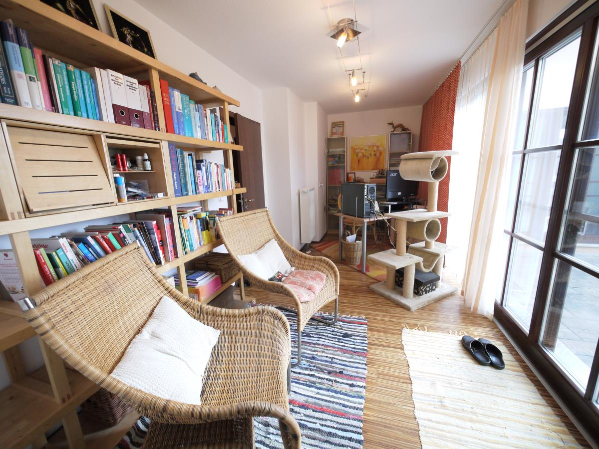 Büro/Lesezimmer