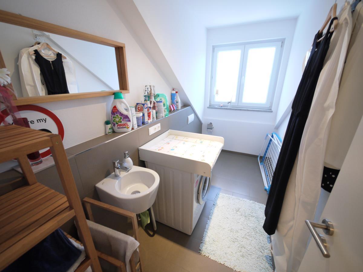 Gäste-WC mit HWR